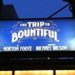 Photo taken at Stephen Sondheim Theatre by Mauricio N. on 4/16/2013