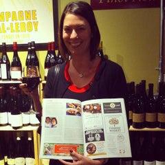 Photo taken at The WineSellar & Brasserie by Katherine B. on 3/5/2014