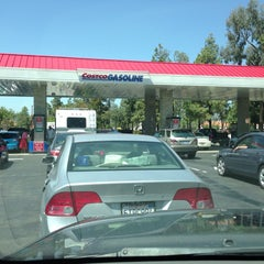 Photo taken at Costco Gas by Chris C. on 5/10/2013
