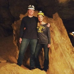 Photo taken at Cumberland Caverns by Dawn W. on 8/21/2015