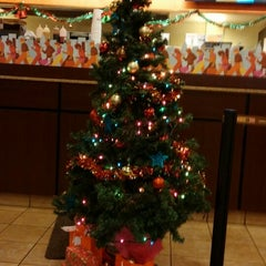 Photo taken at Dunkin Donuts by Russell B. on 12/14/2013