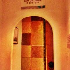 Photo taken at Lasema Jjim Jil Bang Spa by Abbey P. on 6/1/2013
