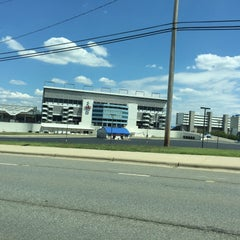 Photo taken at Charlotte Motor Speedway by Chuck N. on 8/12/2015