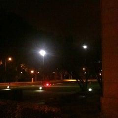 Photo taken at Camino de Santiago UNAV by JAF on 10/11/2012