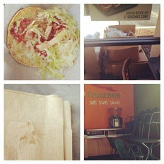 Photo taken at Quiznos by Amanda D. on 4/19/2014