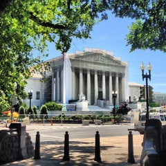 Photo taken at Supreme Court of the United States by Erik J. on 6/22/2013