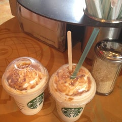 Photo taken at Starbucks Coffee by Ana C. on 11/30/2012