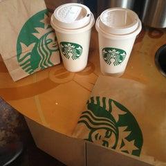 Photo taken at Starbucks Coffee by Ana C. on 12/15/2012