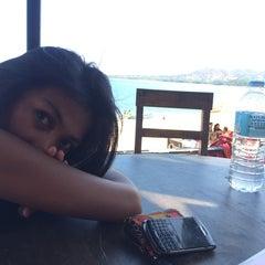 Photo taken at Apo Idon Beach Resort by Dino B. on 4/19/2014