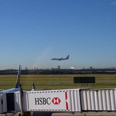 Photo taken at Gate 79 by Michael F. on 8/5/2013