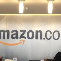 Photo taken at Amazon - Wainwright (SEA23) by Estee C. on 8/28/2013