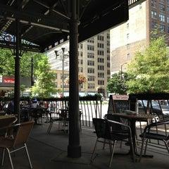Photo taken at Bar Louie Dearborn Station by Kayla on 7/24/2013