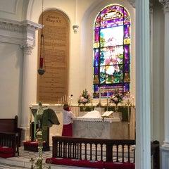 Photo taken at St. John's Lutheran Church by Sheila T. on 6/21/2015