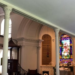 Photo taken at St. John's Lutheran Church by Sheila T. on 6/14/2015