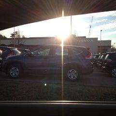 Photo taken at Autopark Honda by Kathy L. on 2/24/2014