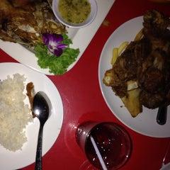 Photo taken at ThonBuri Garden Bar & Restaurant by MApple G. on 8/28/2015