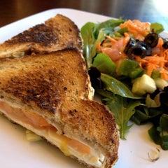 Photo taken at Effy's Cafe by Jeremy C. on 2/17/2013