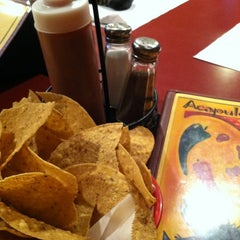 Photo taken at Acapulco Joe's by Joan B. on 11/28/2012