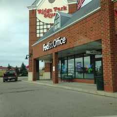 Photo taken at FedEx Office Print & Ship Center by Gaylan F. on 7/2/2013