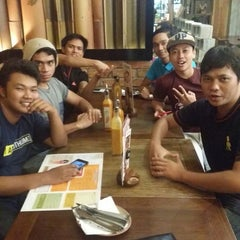 Photo taken at Nando's by Khalid S. on 6/17/2015