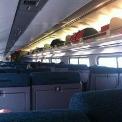 Photo taken at Amtrak 137 by Thomas S. on 12/31/2012