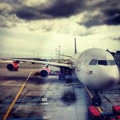 Photo taken at Københavns Lufthavn (CPH) by Dominik A. on 7/19/2013