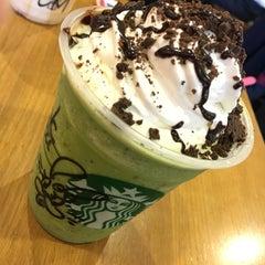 Photo taken at Starbucks Coffee 奈良西大寺駅前店 by Sayaka N. on 4/17/2016