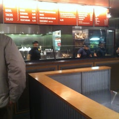 Photo taken at Chipotle Mexican Grill by Brooke B. on 2/6/2013