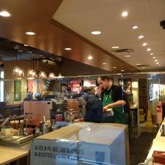 Photo taken at Starbucks by Tina B. on 12/13/2012