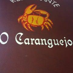 Photo taken at O Caranguejo by Fernanda Cristina T. on 2/13/2013