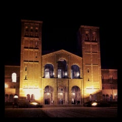 Photo taken at UCLA Royce Hall by A on 2/24/2013