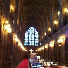 Photo taken at The John Rylands Library by Akihasu L. on 11/5/2012