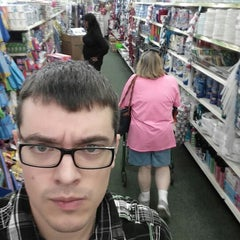 Photo taken at Dollar Tree by Eric R. on 9/20/2014