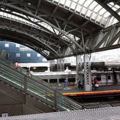 Photo taken at JFK AirTrain - Jamaica Station by Mike D. on 6/8/2013