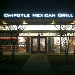 Photo taken at Chipotle Mexican Grill by Vince T. on 2/18/2013