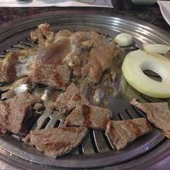 Photo taken at ManKang 만강 by Yian on 11/12/2012