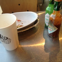 Photo taken at Chipotle Mexican Grill by Benjamin P. on 1/24/2013