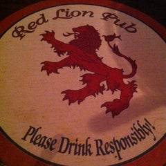 Photo taken at Red Lion Pub by Norma A. on 3/14/2013