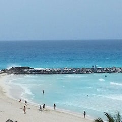 Photo taken at Cancún by Ax on 5/2/2013