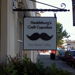 Photo taken at Moustache Baked Goods by Jonathon E. on 8/22/2013