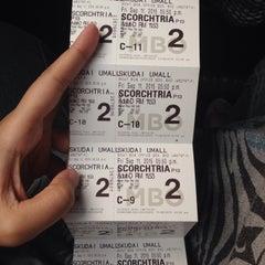 Photo taken at MBO Cinemas by Nurul A. on 9/11/2015