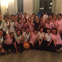 Photo taken at ตึกพักหญิงชวนชม by deenudee🎈 on 11/28/2012