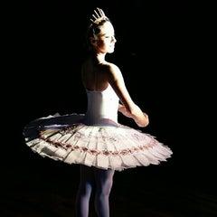 Photo taken at Teatro Municipal de San Lorenzo by Mercedes M. on 11/19/2015
