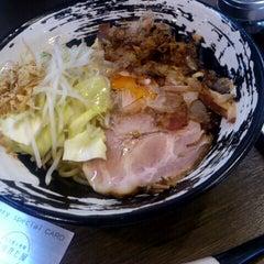 Photo taken at らぅめん考房 ありがた屋 by koponkun 子. on 4/11/2013