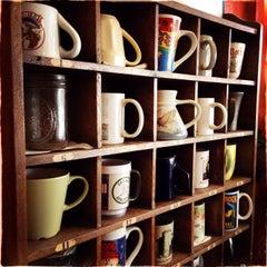 Photo taken at Bovine Bakery by Geoffrey O. on 11/9/2013