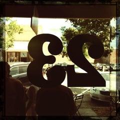 Photo taken at Bovine Bakery by Geoffrey O. on 8/24/2013