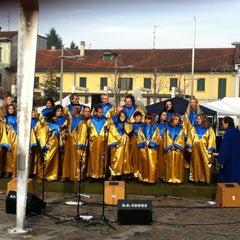 Photo taken at Binzago by Antonio Z. on 12/23/2012