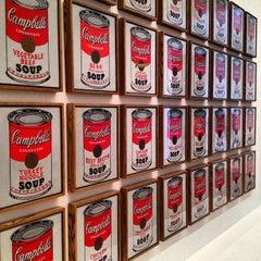 Photo taken at Museum of Modern Art (MoMA) by Olga M. on 7/27/2013