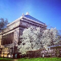 Photo taken at University of Pittsburgh by Olga M. on 4/18/2013