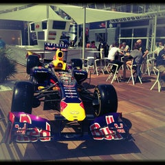 Photo taken at Red Bull Energy Station by Julia R. on 5/24/2013